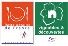 Restaurateurs France et Vignobles & decouvertes