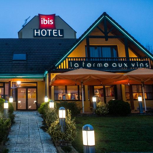 Beaune Hotel Ibis