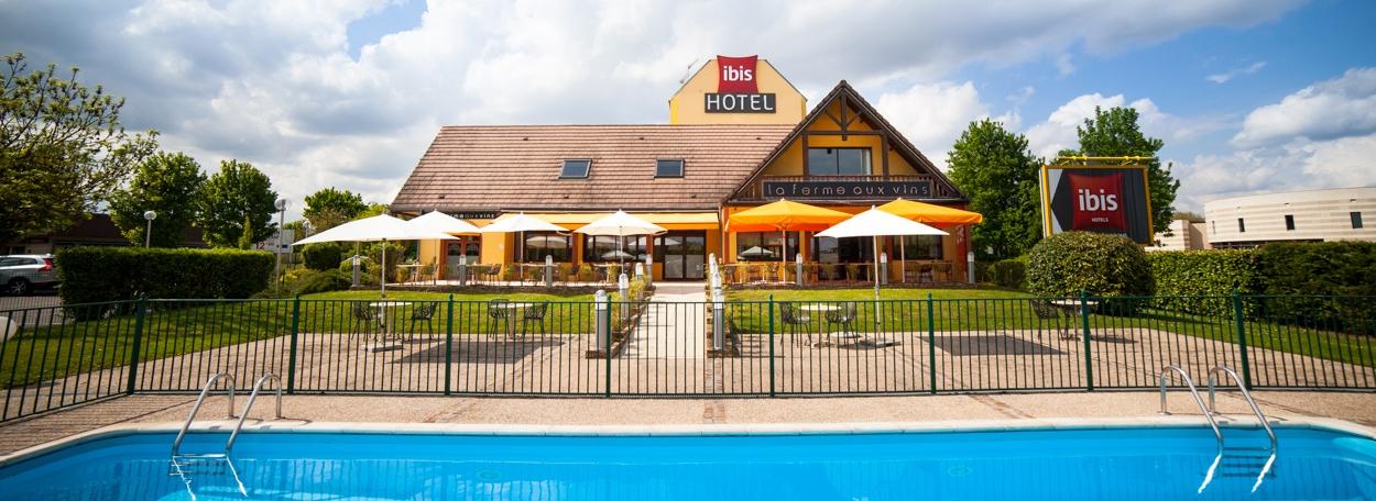 Beaune Ibis Hotel